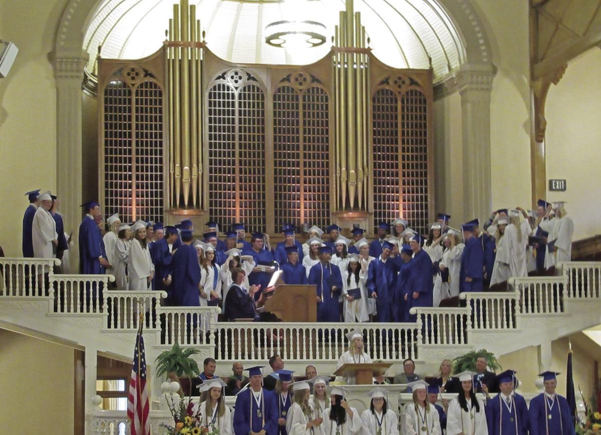 2018 BLHS Graduation pic