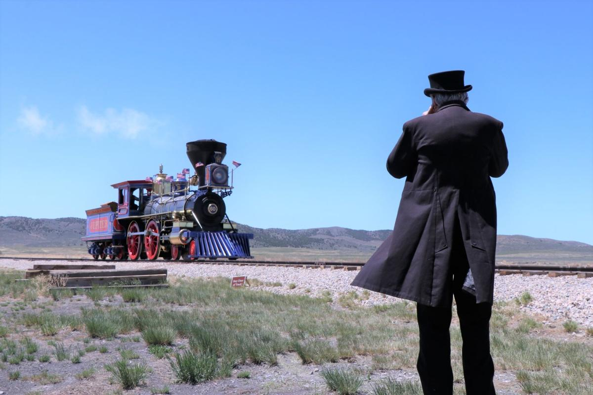 Welcome back, history: Golden Spike anniversary celebration returns after 2020 cancellation
