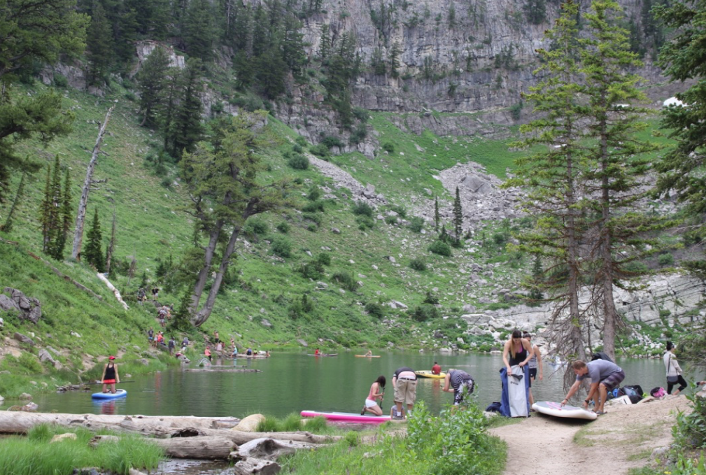 72fcc39fa New day-use fee implemented at Bloomington Lake