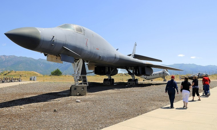 the wild blue yonder hill aerospace museum displays aviation s past rh hjnews com hill air force base museum ogden utah hill air force base museum hours