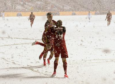 MLS Whitecaps Real Salt Lake Soccer
