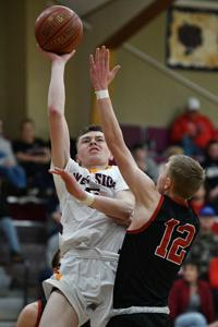West Side blows out Soda Springs in district tourney