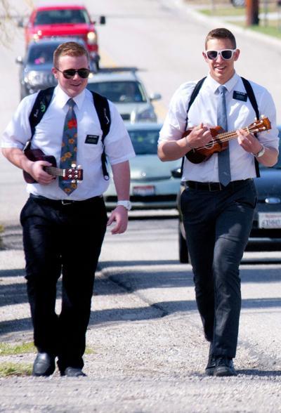 Ukulele Missionaries