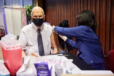 President NElson Vaccine