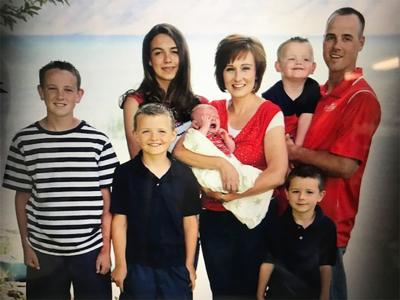 Kendall Roberts Family