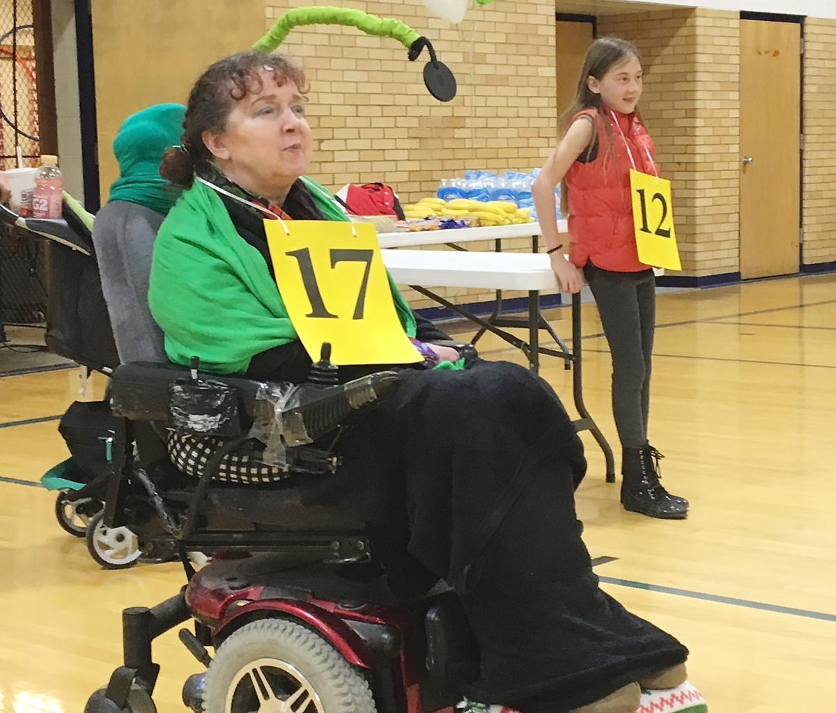 Wheelchair race 2