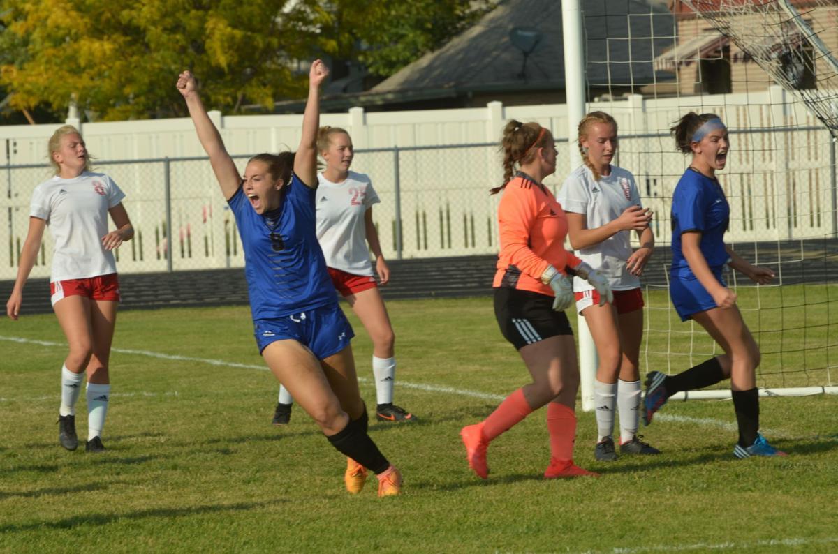 PHS girls dominate Pocatello soccer
