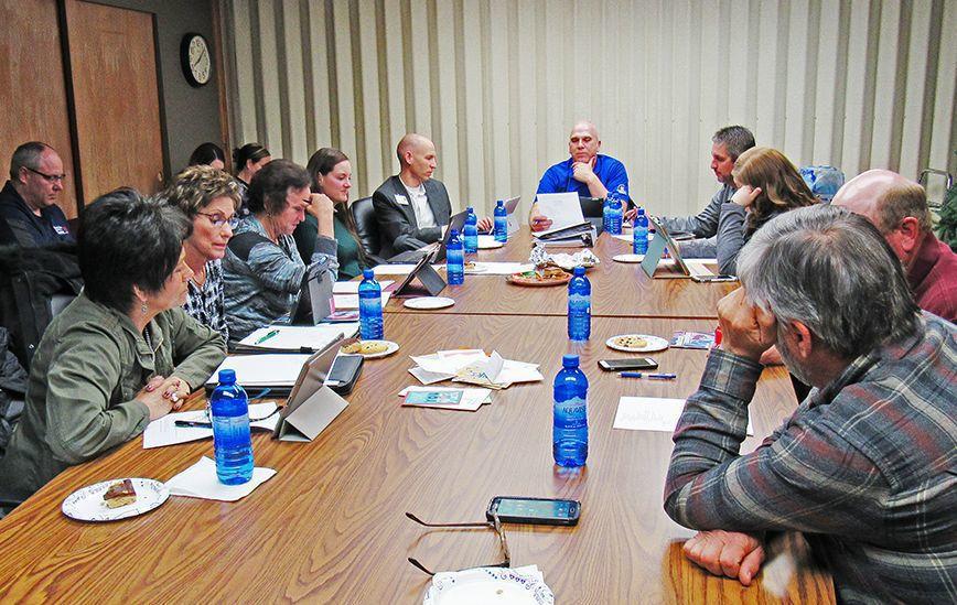 Hospital Board of Trustees Meeting