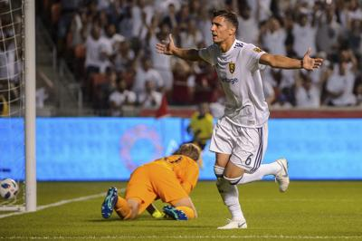 MLS Fire Real Salt Lake Soccer