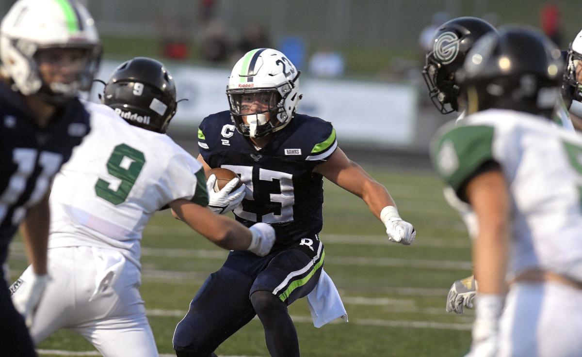 Green Canyon Ridgeline Football 01