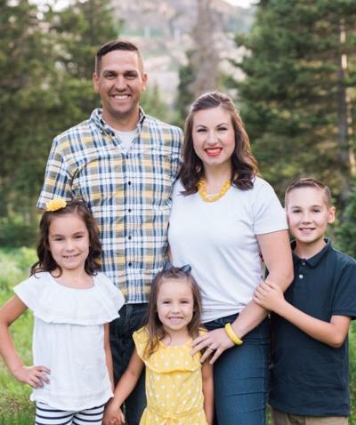 Corey Holmgren family