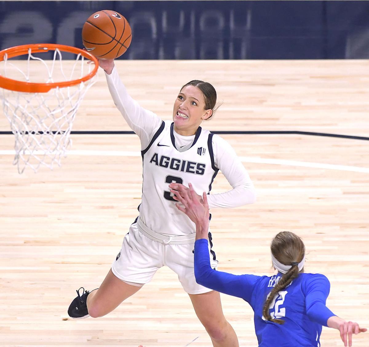 Utah State BYU womens Basketball MAIN