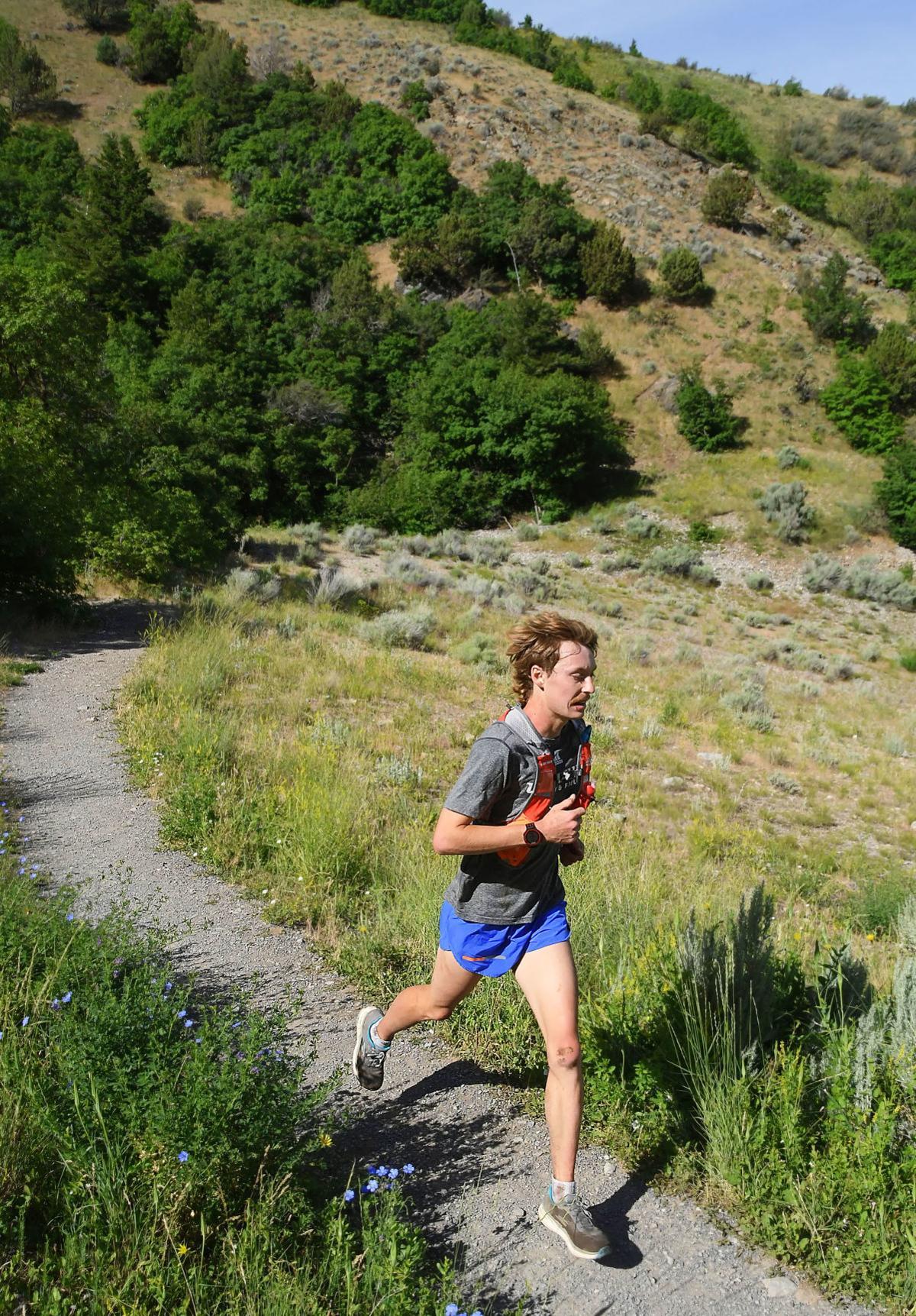 logan peak run