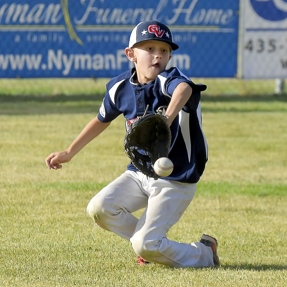 youth baseball SECONDARY