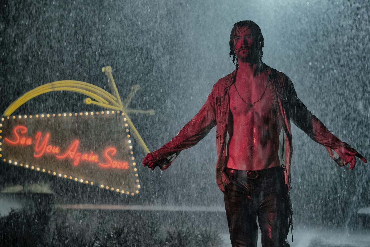 Film Review - Bad Times at the El Royal