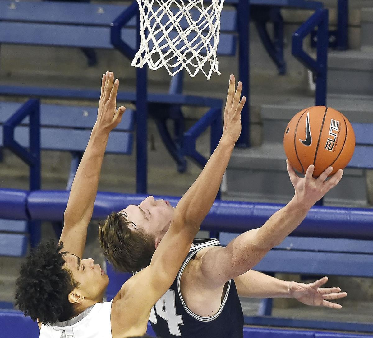Utah State Air Force basketball 02