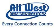 All West Communication Logo