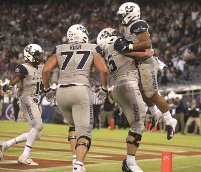 Utah St San Diego St Football