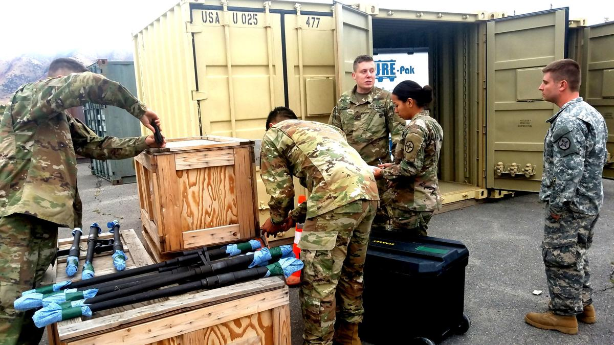 Local Army Reserve unit departs for Kuwait this week | Local