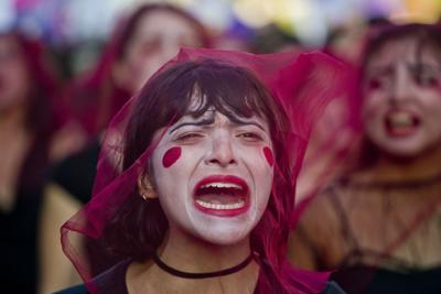 Chile International Women's Day