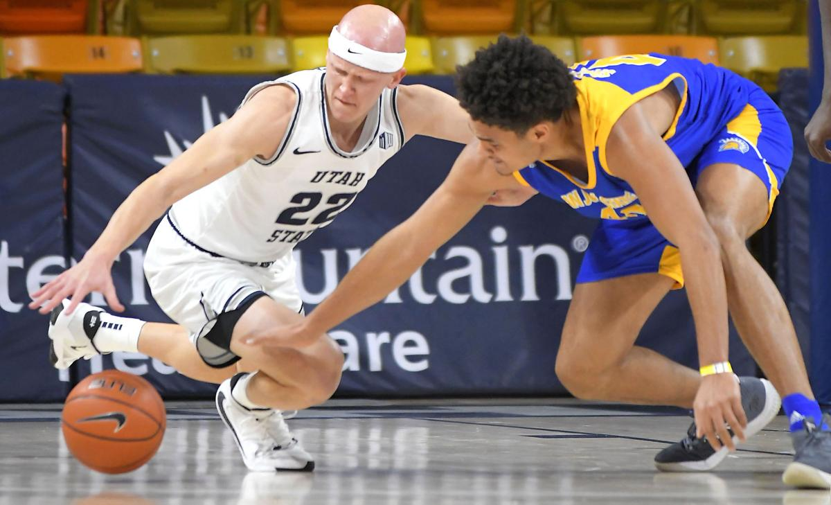 San Jose St Utah St Basketball SECONDARY