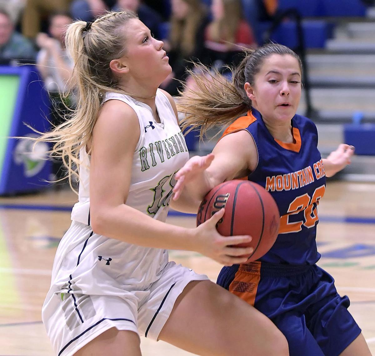 Ridgeline Mountain Crest Basketball SECONDARY