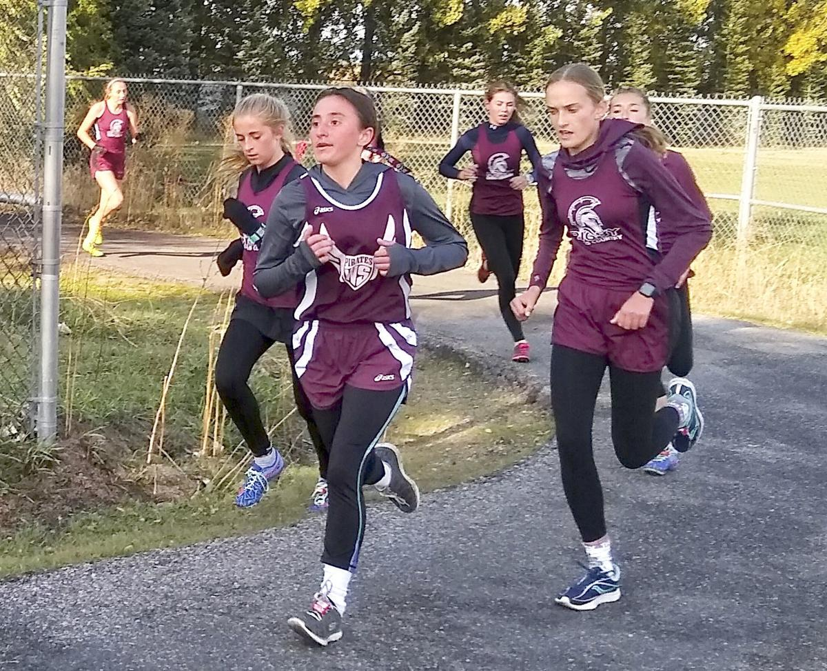 West Side harriers prepared to compete - JUMP