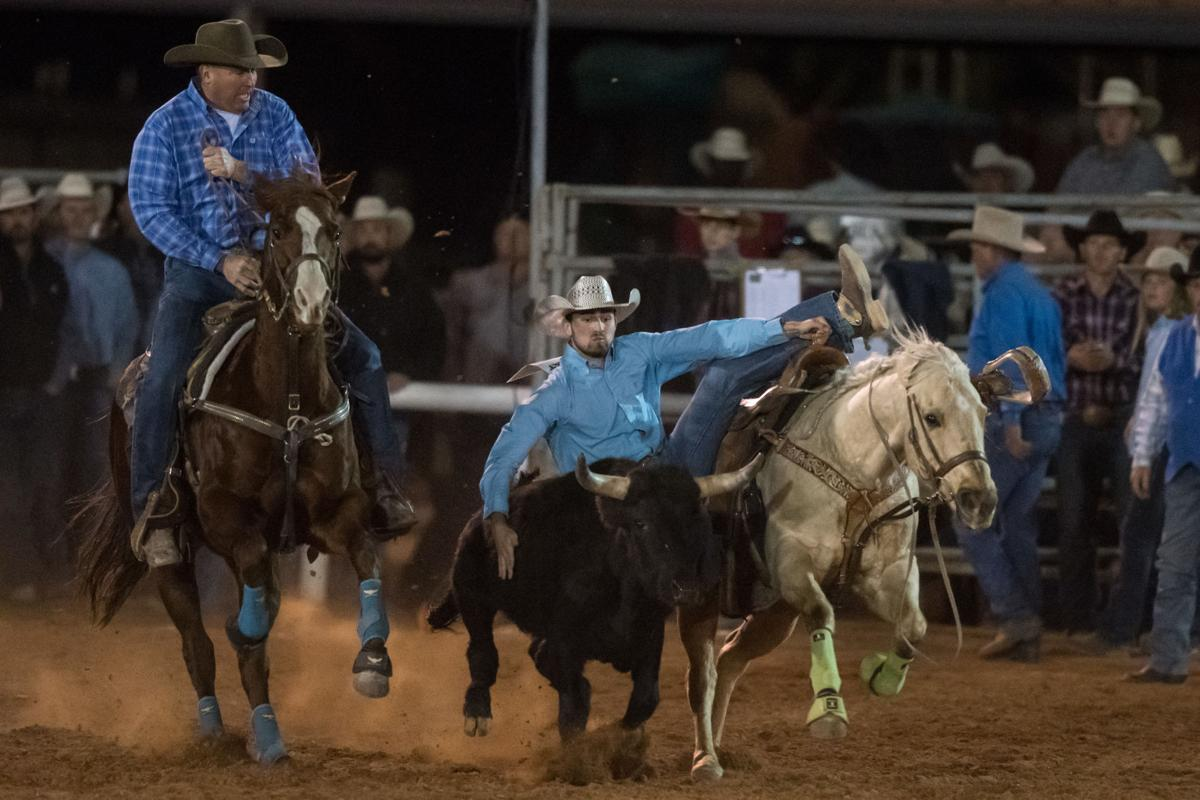 Local cowboys, cowgirls ready for state rodeo finals