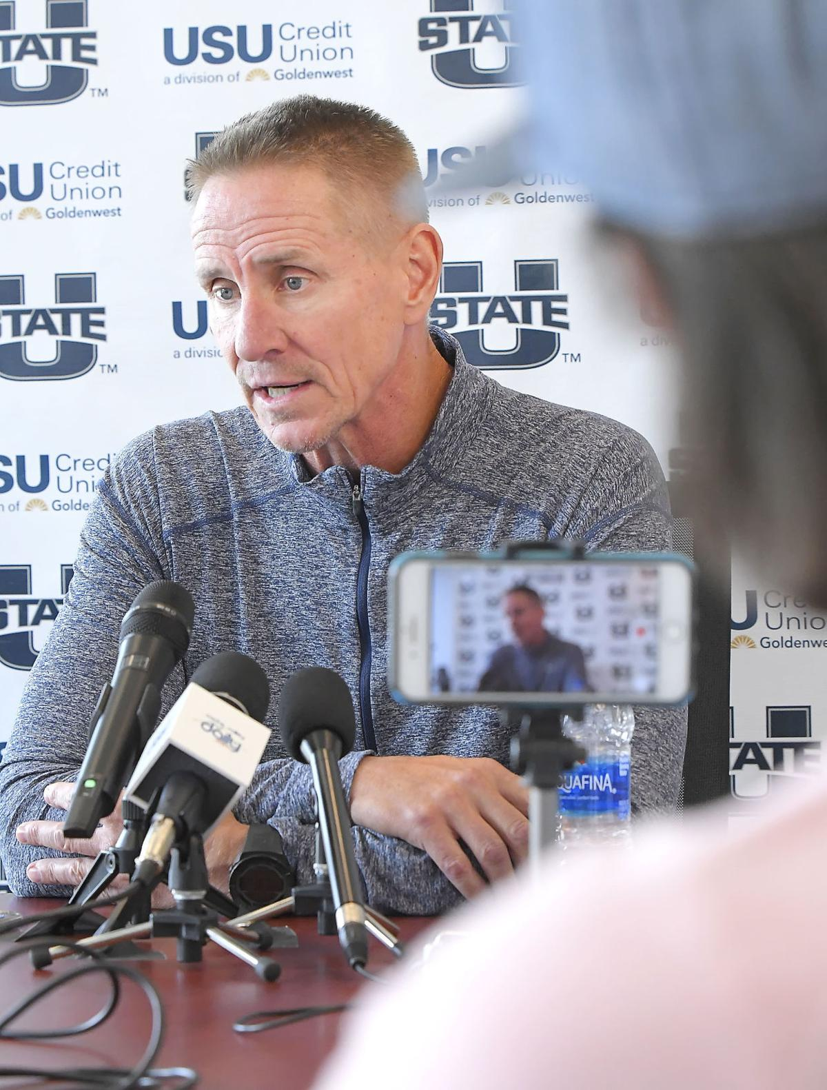 usu football media day ANDERSEN