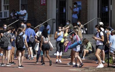 Virus Outbreak Colleges