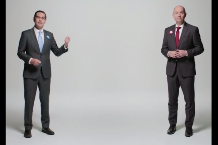 Utah gubernatorial candidates do joint PSA encouraging civility