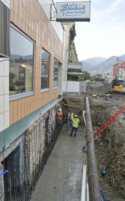center street construction
