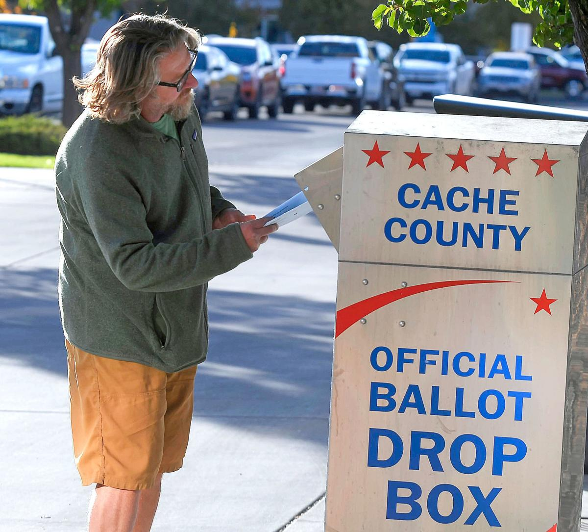 Utah, Cache County on track for record voter turnout