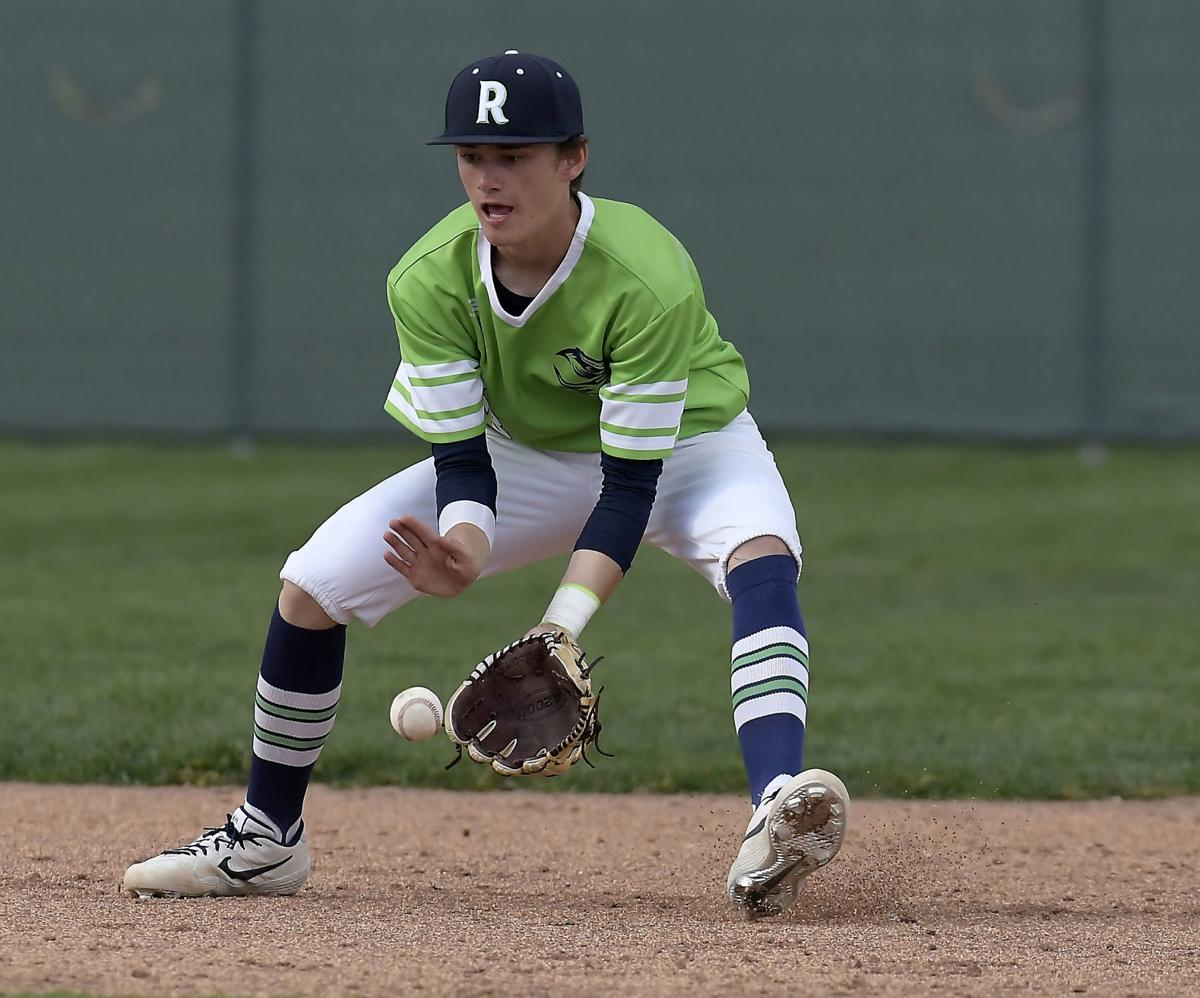 Ridgeline Mountain Crest Baseball