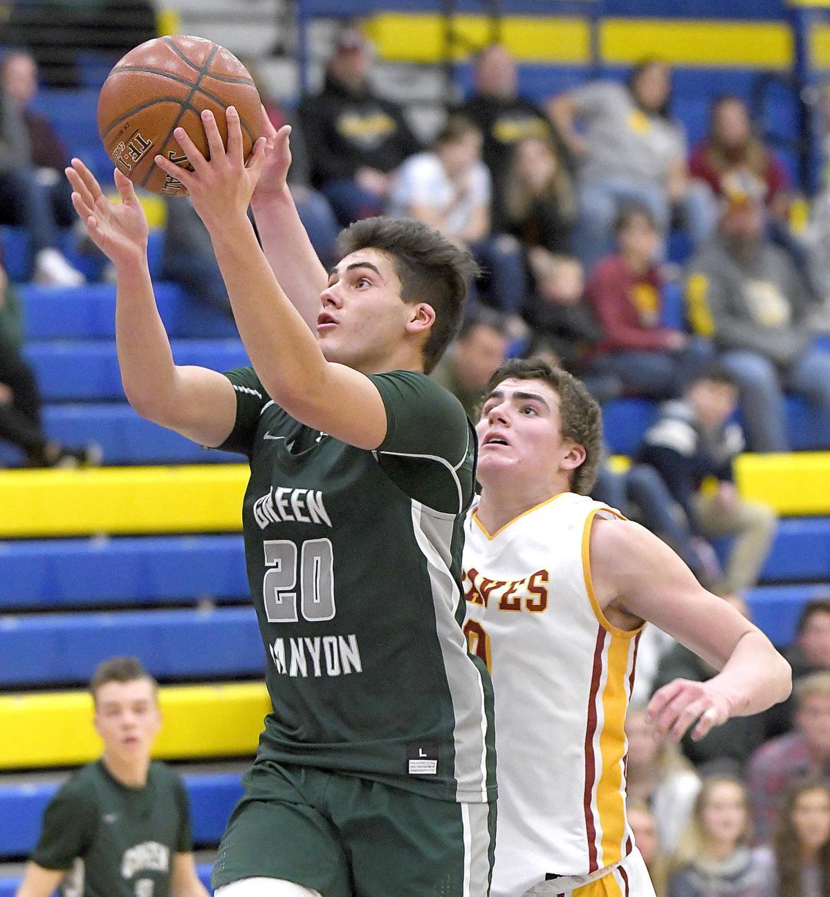 Green Canyon Star Valley Basketball MAIN