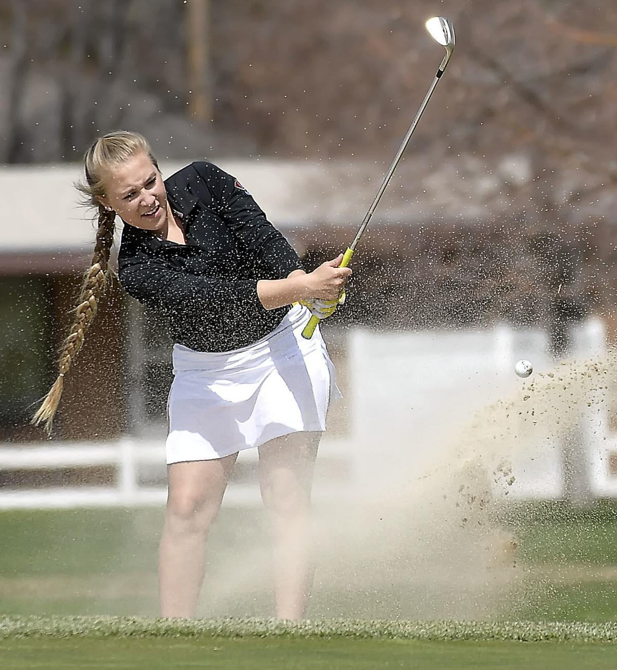girls golf SECONDARY (for jump only)