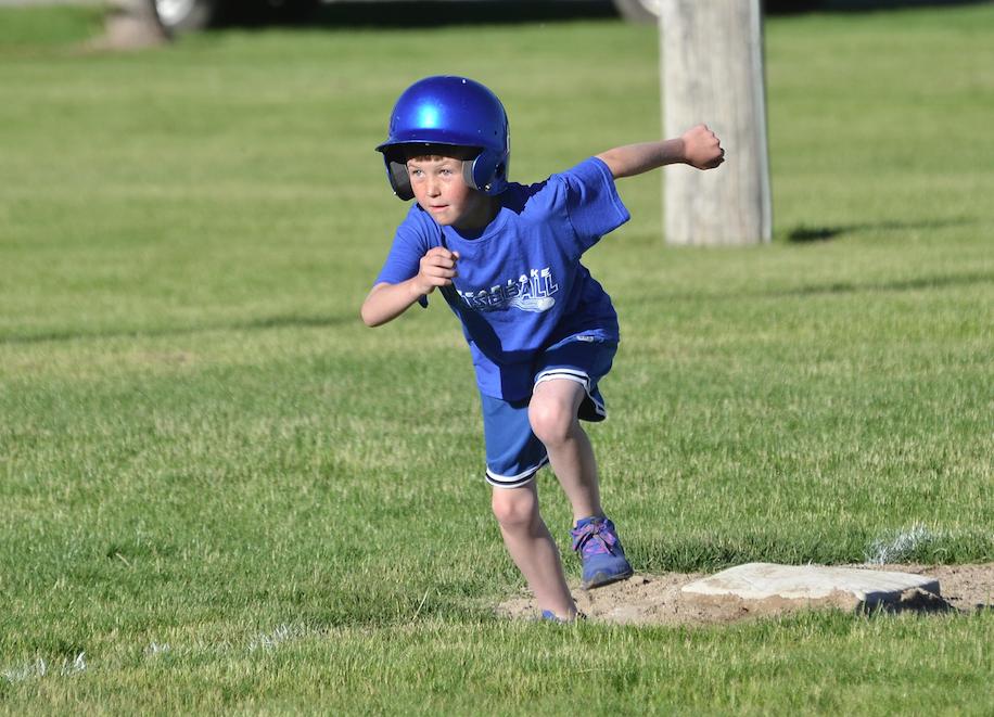 Preston Little League baseball going strong