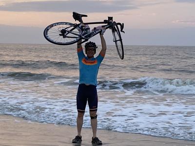 NELSON ON THE BEACH