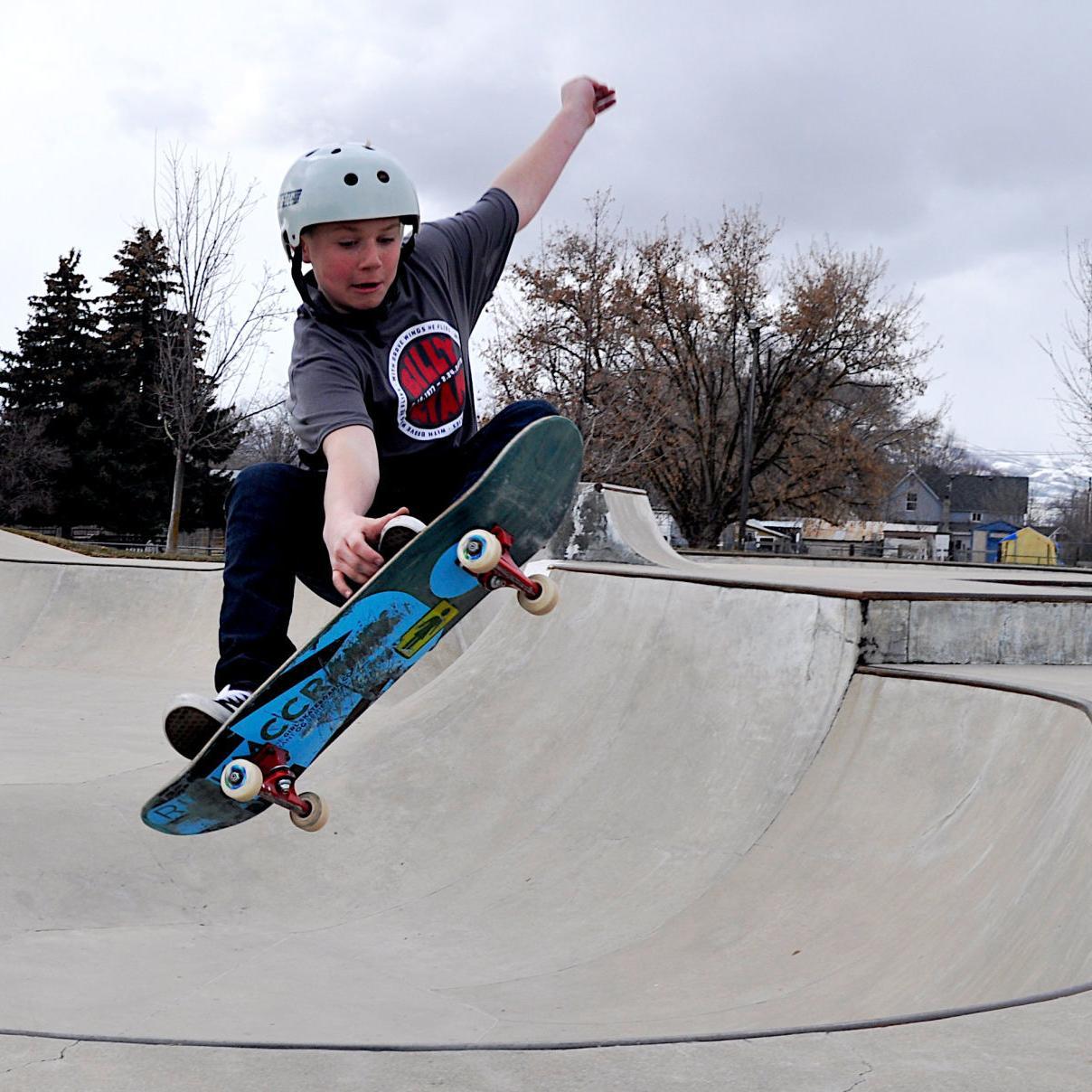 Memorial sesh: Community celebrates life of local skater Billy Ryan