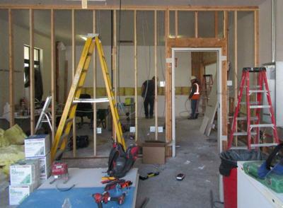 Senior Center Construction