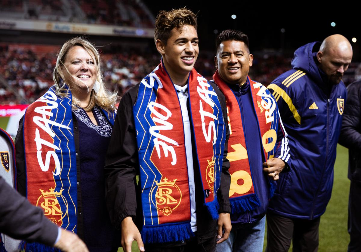 Vazquez signs homegrown contract with RSL