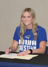 Marlow to play soccer for IWCC