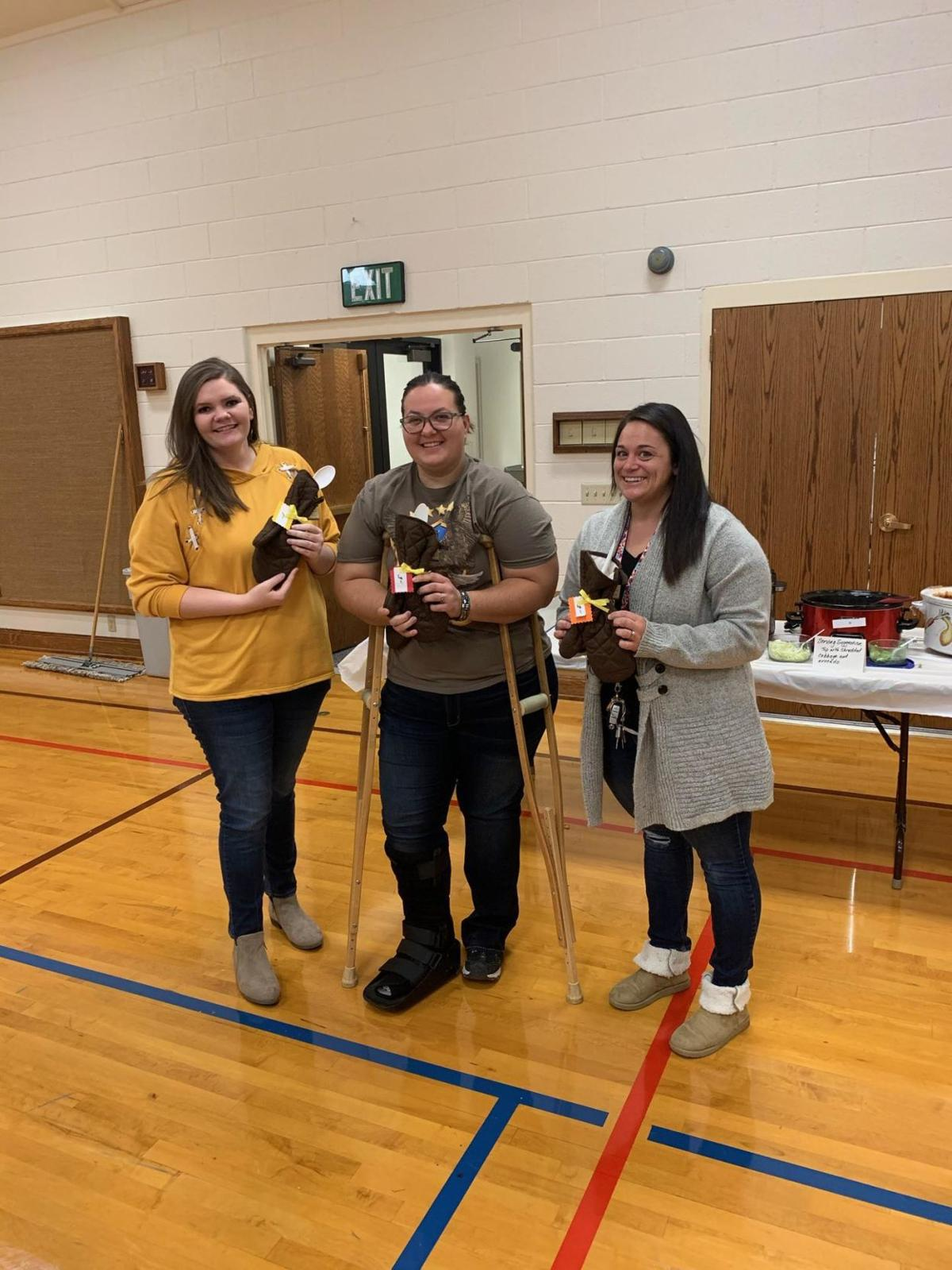 Portage cornbread winners
