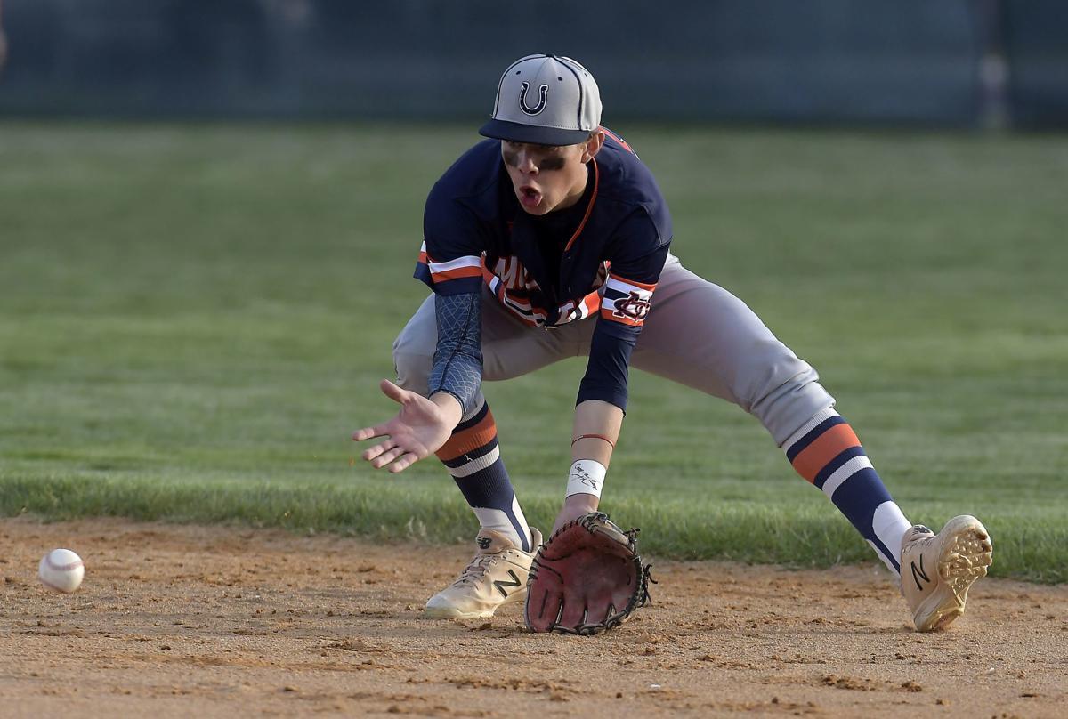 Logan Mountain Crest Baseball