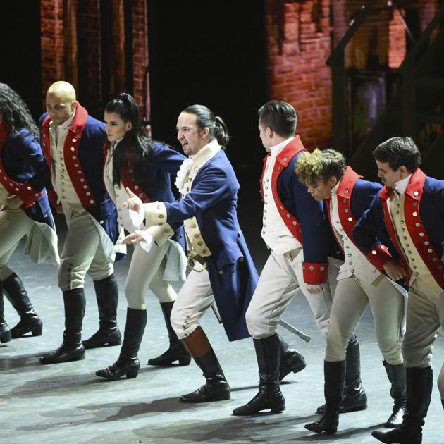 Historians: 'Hamilton' riddled with errors