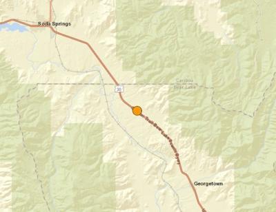 Bear Lake County earthquake