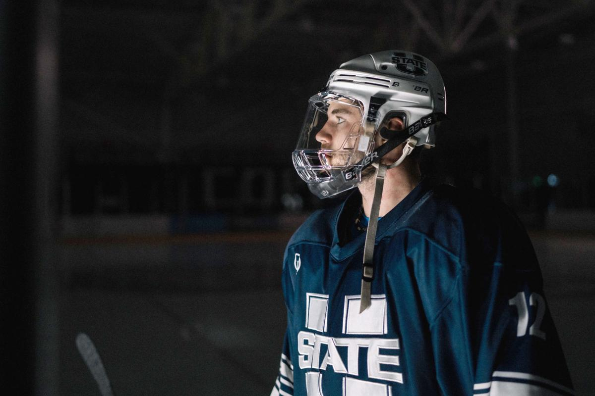 Final buzzer: USU Hockey's Chris Cutshall reflects on the last time he'll hit the ice