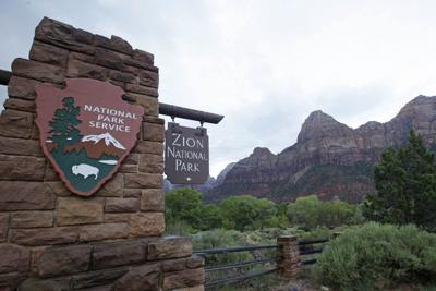 Virus Outbreak National Parks