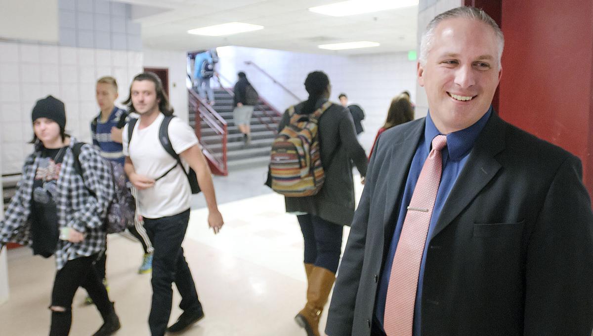 New superintendent revitalizes school district | Logan Hj