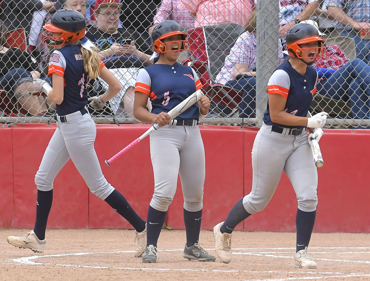 Mountain Crest Uintah Softball